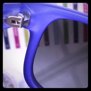 Ray-Ban Accessories   Ray Ban Sunglasses Justin Rb 4165 89911 Violet ... 1ef128eaac